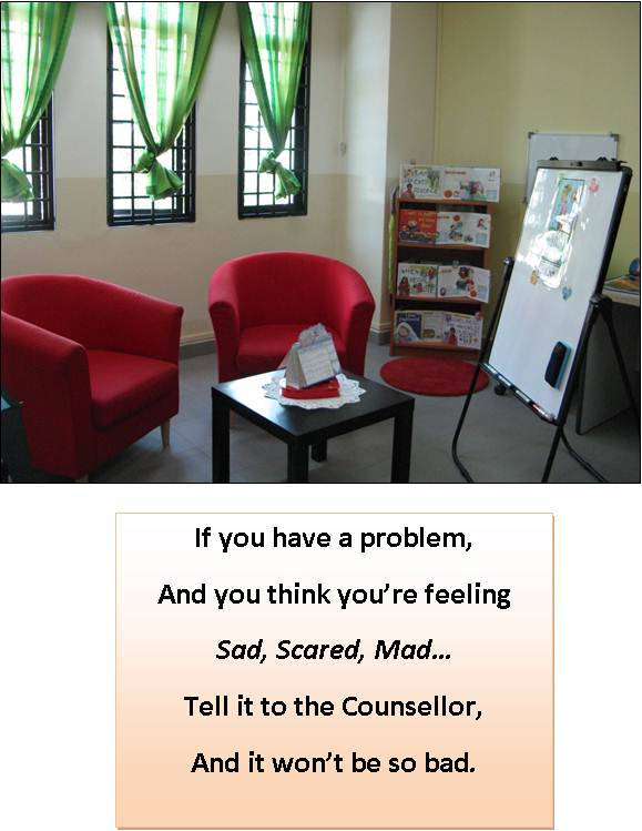 Counselling Room Interior 01
