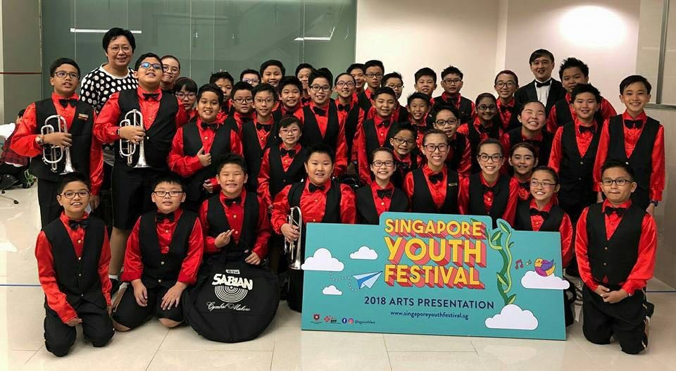 SYF 2018 - Brass Band Members