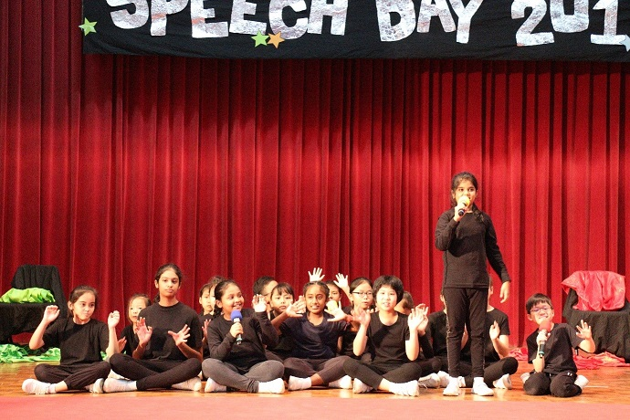 Speech Day 2017: United We Stand - Performance Photo 01