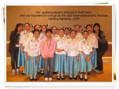 21st International Arts Festival, Genting Highlands, 2009 - Participants