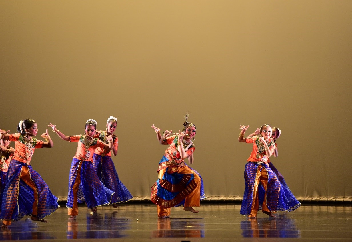 Indian Dancers in action during SYF Central Judging 2016! - 02