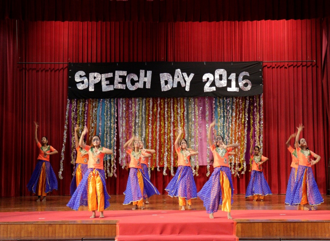 Speech Day 2016 Performance