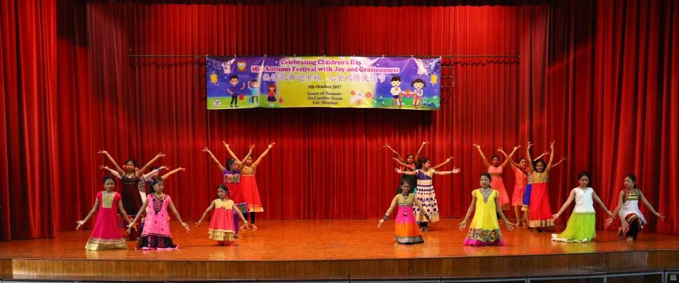 Childrens' day and Lantern Festival 2017 - Performance Photo 01