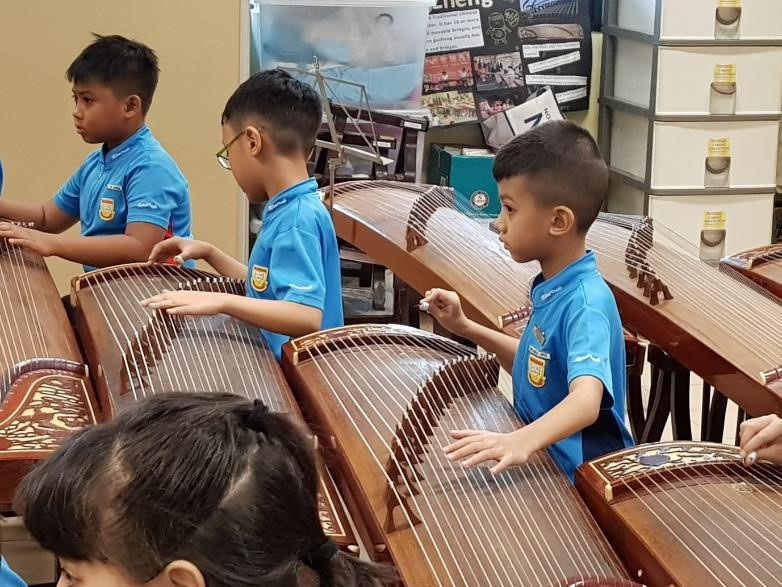 P2 Guzheng Lessons - Photo 02