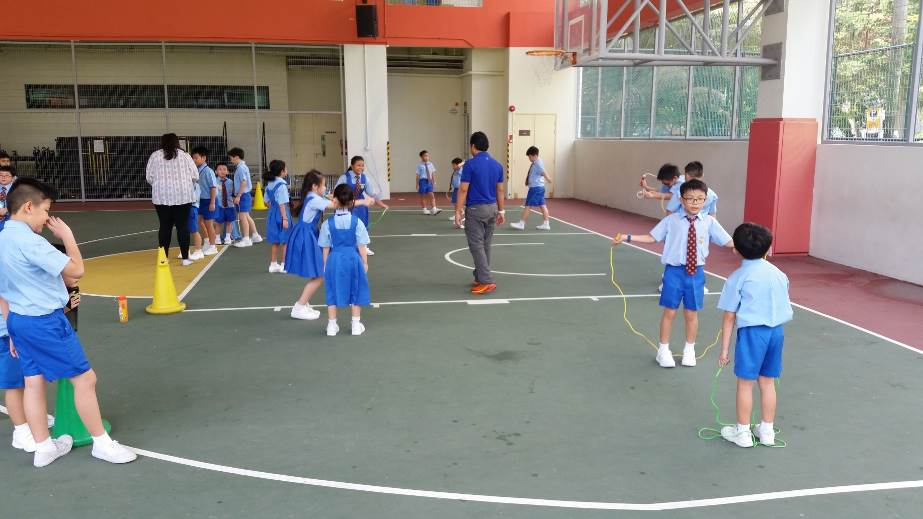 Structured Recess Activity - Photo 01