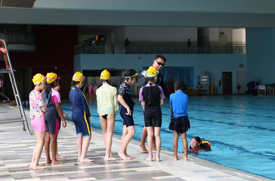P3 Swimsafer Programme - Photo 02