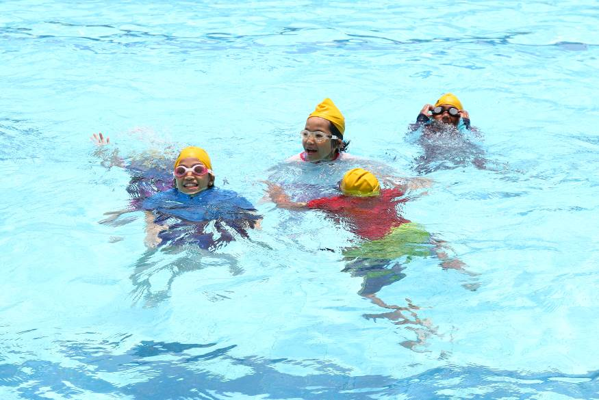 P3 Swimsafer Programme - Photo 03