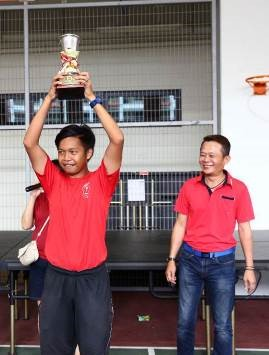 Congratulation to Ubin house for clinching the champion house for 2017!